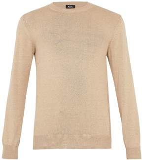 A.P.C. Norman cotton sweater