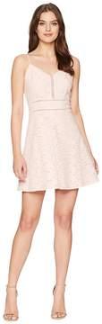 J.o.a. Sleeveless Fit Flare Mono Dress Women's Dress