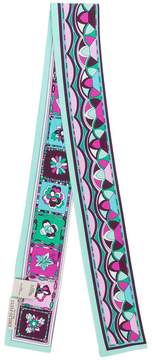 Emilio Pucci printed thin scarf