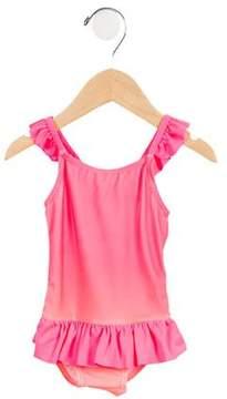 Billieblush Girls' Ombré One-Piece Swimsuit w/ Tags