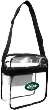 clear Officially Licensed NFL Carryall Crossbody - Jets