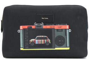 Paul Smith 'Leica Mini' print wash bag