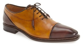 Mezlan Men's 'Antico' Cap Toe Oxford