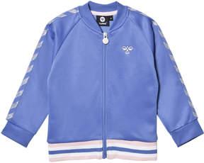 Hummel Blue Martha Zip Jacket
