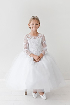 No Name Communion Lace Dress