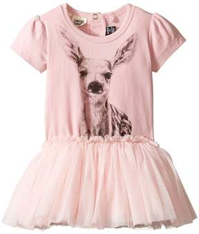 Rock Your Baby Little Deer Circus Dress Girl's Dress