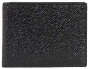 Thom Browne Black Bi-fold Wallet