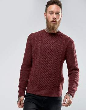 Edwin United Cable Knit