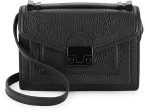 Loeffler Randall Women's Mini Rider Leather Crossbody Bag