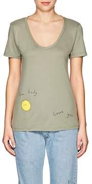Barneys New York Haas Brothers Xo Women's Sun Body Loves You Pima Cotton T-Shirt