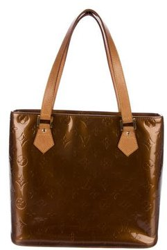 Louis Vuitton Vernis Houston Tote - METALLIC - STYLE