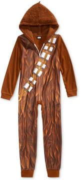 Star Wars Chewbacca Hooded Pajamas, Little Boys (4-7) & Big Boys (8-20)