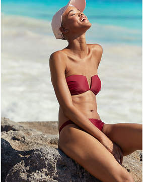 aerie Strappy Back Bandeau Bikini Top