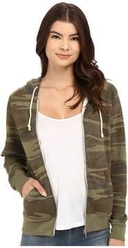 Alternative Printed Adrian Hoodie Women's Sweatshirt