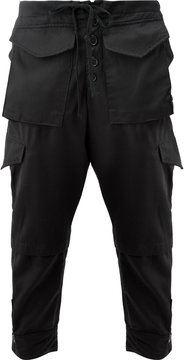 Greg Lauren big pockets pants