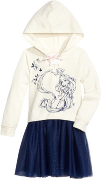 Disney Disney's Tangled Hoodie Tutu Dress, Little Girls (4-6X)