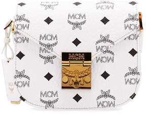 MCM Patricia Shoulder Bag In Visetos