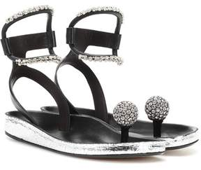 Isabel Marant Discoball leather sandals