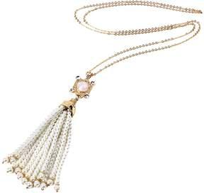 Amrita Singh Women's Pearl Tassel Pendant Necklace