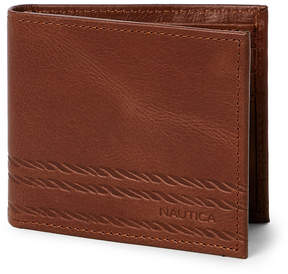 Nautica Flap Passcase Wallet