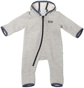 HUGO BOSS Hooded Cotton Romper