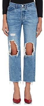 3x1 Women's W3 Higher Ground Boyfriend Crop Jeans