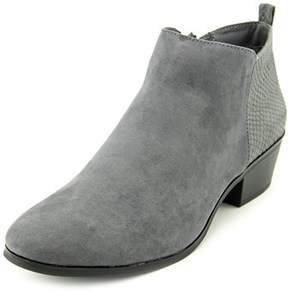 Style&Co. Style & Co Wess Round Toe Synthetic Bootie.
