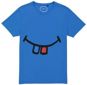 Commune De Paris Funny Tooth Smile T-Shirt
