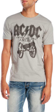 Junk Food Clothing AC/DC Tee