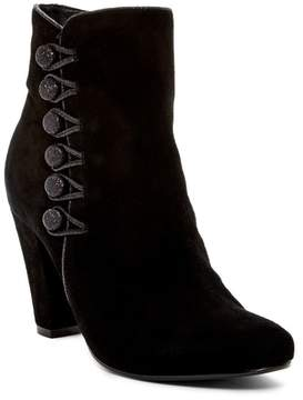 Catherine Malandrino Pepper Side Button Booties