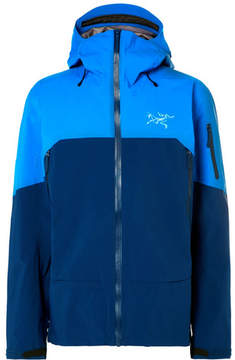 Arc'teryx Rush Colour-Block Gore-Tex Pro Ski Jacket
