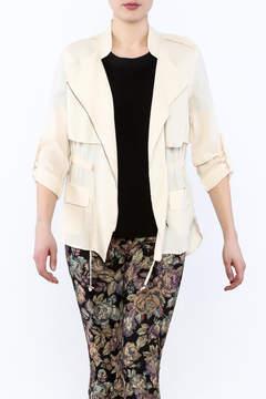 Ark & Co Beige Lightweight Jacket