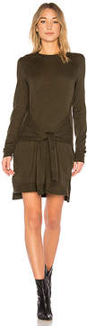 BCBGMAXAZRIA Odylyne Tunic Dress With Sleeve Ties A