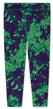 Nike Girls Printed Casual Leggings
