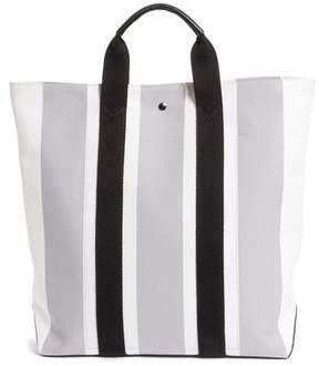 Calvin Klein Stripe Canvas Tote