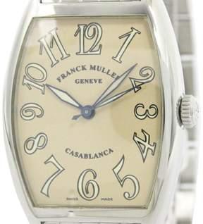 Franck Muller Casablanca 2852 Stainless Steel 31mm Mens Watch
