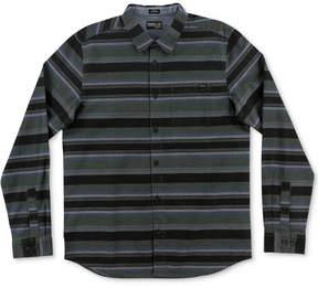 O'Neill Men's Barton Striped Chambray Shirt
