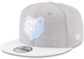 New Era Memphis Grizzlies White Vize 9FIFTY Snapback Cap