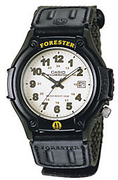 Casio Men's Green Forester Sports Watch