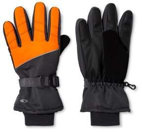 Champion Boys' Gloves Orange Orange 8-16