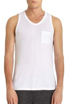 Alexander Wang Basic Pocket Tank