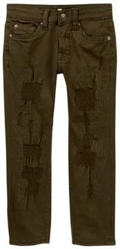 7 For All Mankind Slimmy Distressed Jeans (Little Boys)