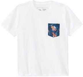Rip Curl Boys' Rerum Pocket S/S Tee (8yrs14yrs) - 8132963