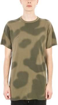 MHI Camouflage Cotton T-shirt