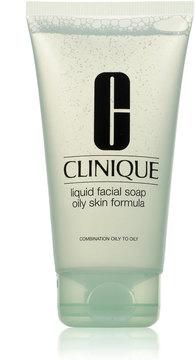 Clinique Liquid Facial Soap Oily Skin Formula, 150mL