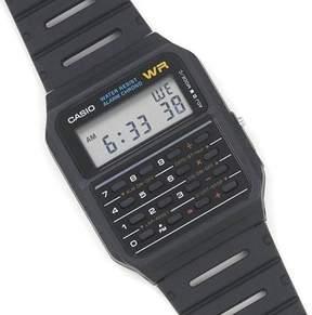 Casio Classic Calculator and Calendar Watch