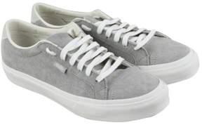 Vans Court Dx Cool Grey Black Mens Lace Up Sneakers