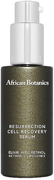 African Botanics Resurrection Cell Recovery Serum.