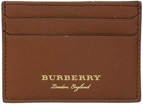 Burberry Logo Card Holder