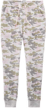Epic Threads Camouflage-Print Jogger Pants, Big Girls (7-16), Created for Macy's